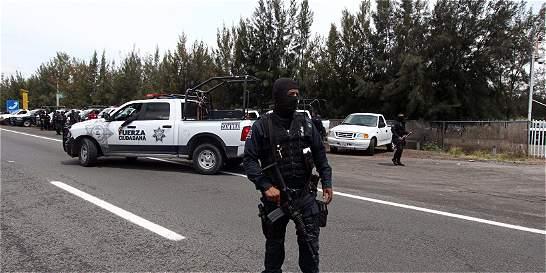 Al menos 43 muertos en enfrentamiento en conflictiva región mexicana