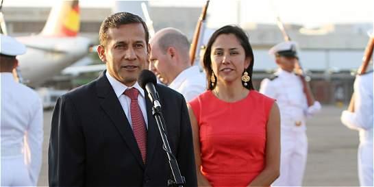 Dineros venezolanos, dolor de cabeza para presidente Humala en Perú