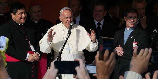 Fuerte mensaje del papa Francisco: 'ideologías terminan en dictaduras'