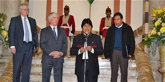 Bolivia y EE. UU. buscan retomar las relaciones diplomáticas