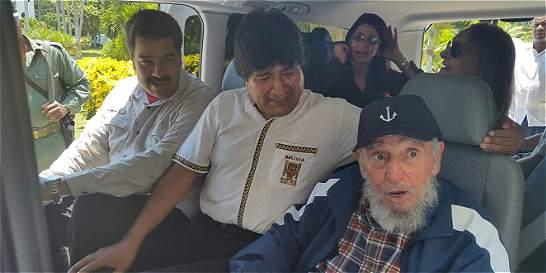 Fidel Castro cumple años reclamando indemnizaciones a EE. UU.