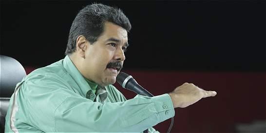 Maduro ordenó cierre de la frontera con Colombia por 72 horas