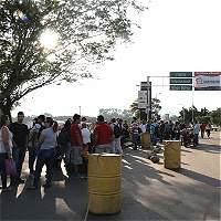 Venezolanos sienten apoyo en Colombia