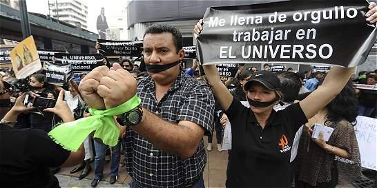 'Correa cree que somos sus mayores enemigos'