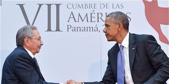 Raúl Castro y Barack Obama, juntos en la ONU