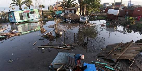 ¿Quiénes eran las 13 víctimas fatales del terremoto en Chile?