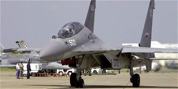 Según la información de la Fuerza Aérea Nacional Bolivariana (FANB), la aeronave que se precitó a tierra es un Sukhoi-30.