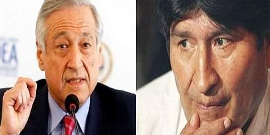 'Bolivia no podrá obligarnos a ceder territorio'