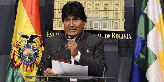 Congreso habilita a Evo Morales para nueva elección en Bolivia