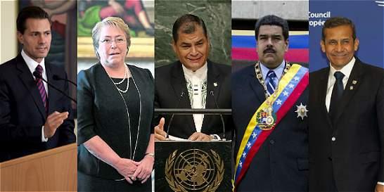 La baja popularidad de las democracias latinoamericanas