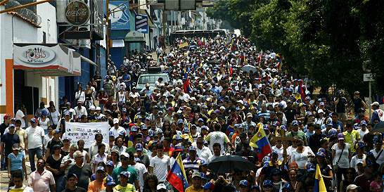Oposición venezolana dice que respetará resultados electorales