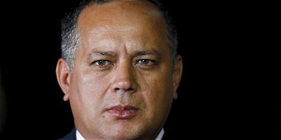 'Macri, no se meta con nosotros': segundo al mando de Venezuela