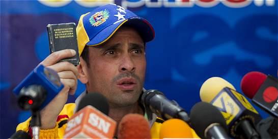 Oposición venezolana ganaría las próximas elecciones, según encuesta