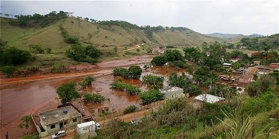 Brasil demandará por U$ 5.200 millones a minera por desastre ambiental