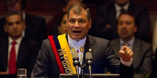 Ecuador abrirá la puerta a la reelección indefinida de Rafael Correa