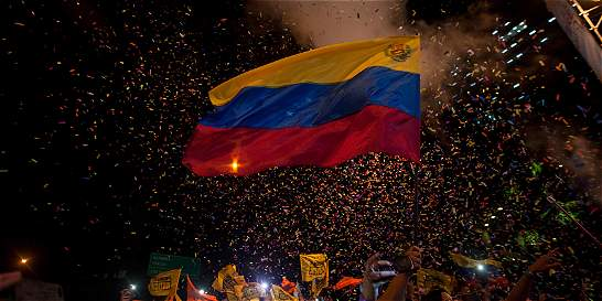 Las expectativas de venezolanos en Bogotá frente a estas elecciones