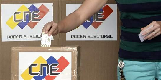 Crece expectativa en Venezuela por resultados electorales