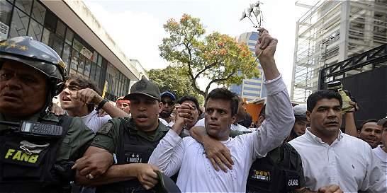 Leopoldo López sí votó en las elecciones parlamentarias de Venezuela
