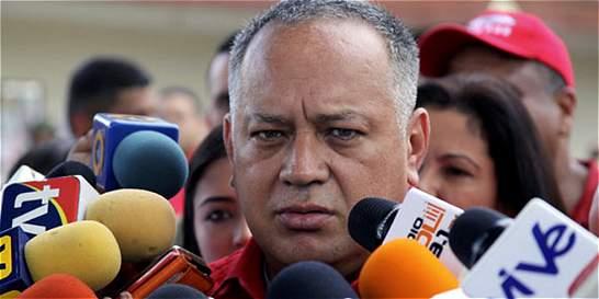Cabello reconoce derrota del chavismo en las elecciones legislativas
