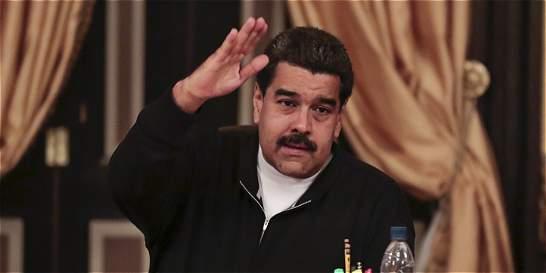 Venezuela está ante una crisis de grandes dimensiones: Nicolás Maduro
