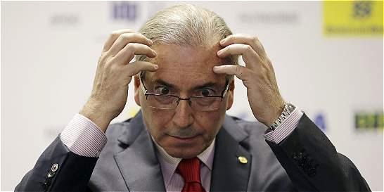 Policía allana casa del presidente de la Cámara de Diputados en Brasil