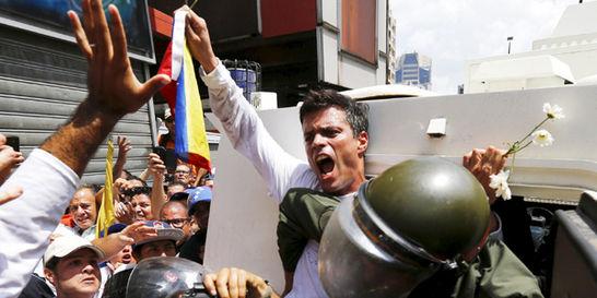 Leopoldo López fue el personaje del año en América Latina