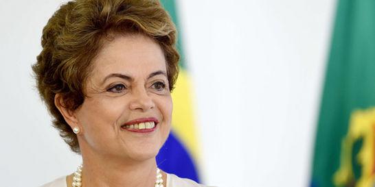 Aumenta el apoyo a Dilma Rousseff en Brasil