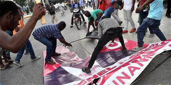 Haití aplaza segunda vuelta de elecciones presidenciales