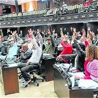 Oficialismo eligió nuevos magistrados del Tribunal Supremo venezolano