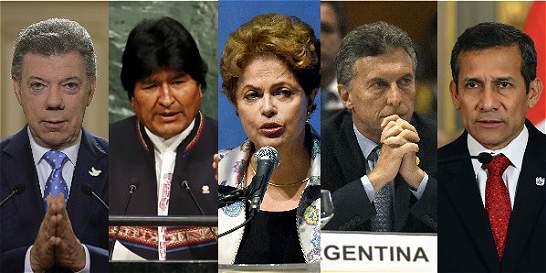 ¿Dónde pasarán la Navidad los presidentes de Latinoamérica?