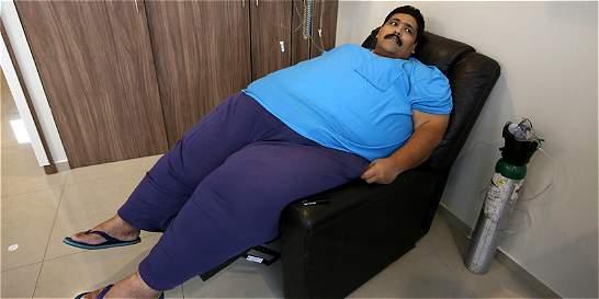 Muere en México el hombre más obeso del mundo