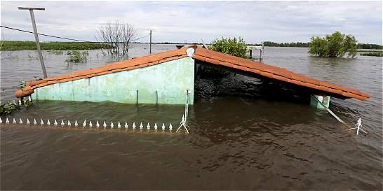 Paraguay sufre las peores inundaciones de su historia