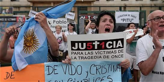 A prisión más de 20 personas por choque de tren en Argentina en 2012