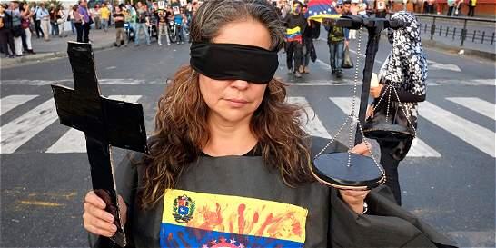 Cada día, mueren violentamente 76 personas en Venezuela