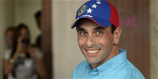 Capriles indicó que la Asamblea Nacional no será un 'ring de boxeo'