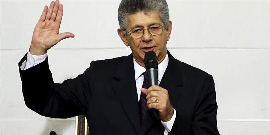 Ramos Allup, el antichavista que preside el Parlamento de Venezuela