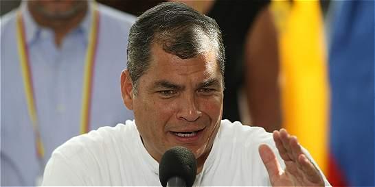 Oposición en Ecuador podría copiar la estrategia de Venezuela