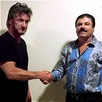 Sean Penn vuelve a hablar de su entrevista con el 'Chapo' Guzmán