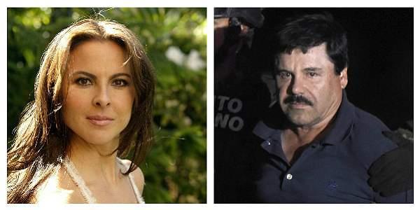 Kate del Castillo y Joaquín el 'Chapo' Guzmán sostenían conversaciones vía mensajes de texto.
