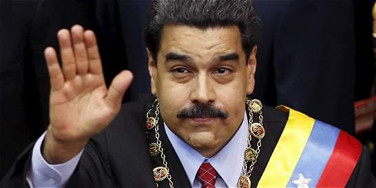 Las frases que marcaron primer encuentro de Maduro con nueva Asamblea