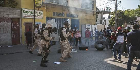 Se recrudece violencia en Haití a cinco días de las elecciones