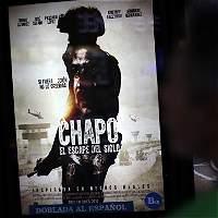 El 'Chapo' Guzmán, ahora en cines y librerías