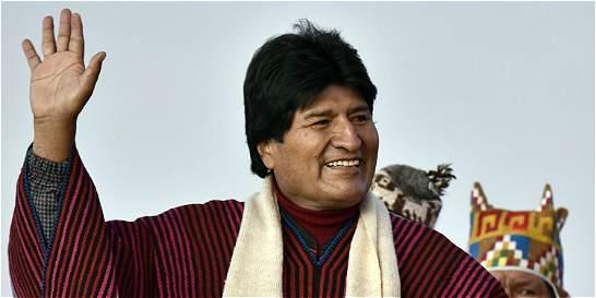 Tras 10 años en el poder, Evo Morales quiere quedarse por otra década
