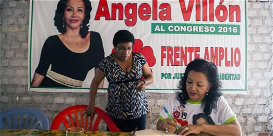 Angie, la prostituta que quiere ser congresista en Perú