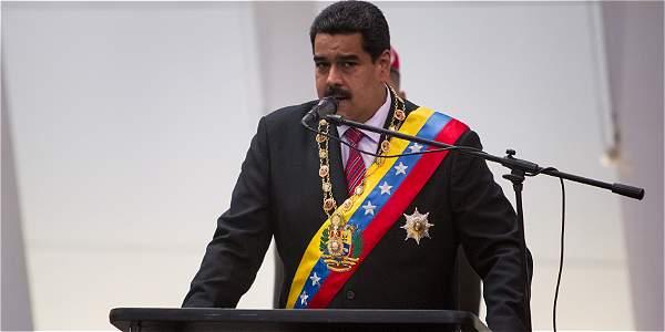¿Maduro es colombiano?: polémica llega al parlamento venezolano
