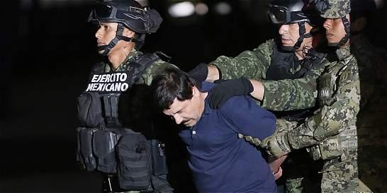 Revelan vínculo del 'Chapo' Guzmán con narcos colombianos