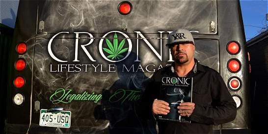 De narco perseguido a empresario de la marihuana en EE. UU.