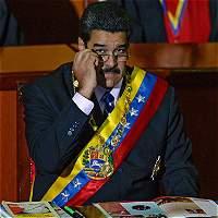Parlamento venezolano recibe proyecto para acortar mandato de Maduro