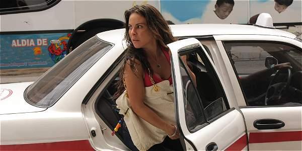 Kate del Castillo, actriz mexicana relacionada con el 'Chapo' Guzmán.