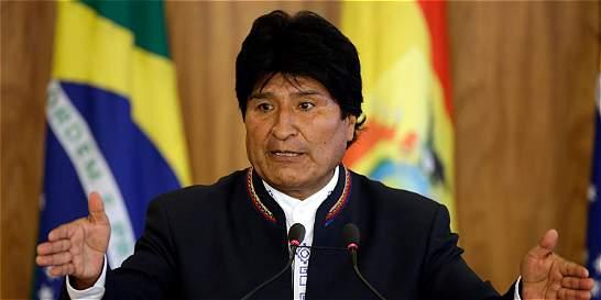 Evo Morales revela que en el 2007 tuvo un hijo que falleció